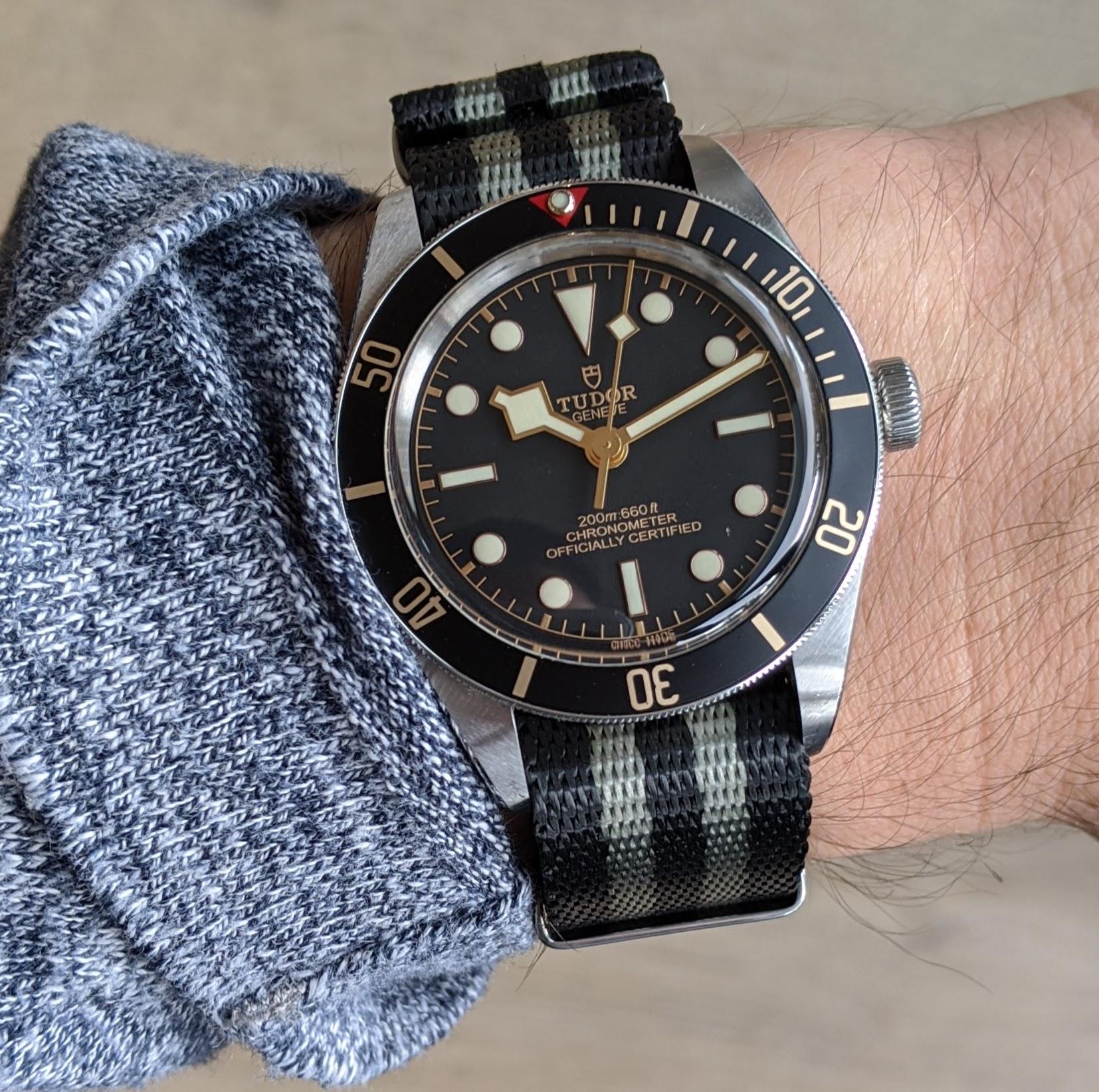Watch strap tudor '58 Straps
