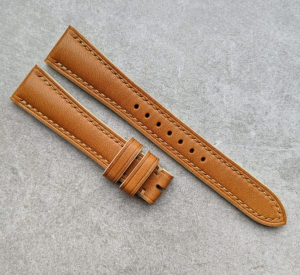 tan-french-calfskin-watch-strap