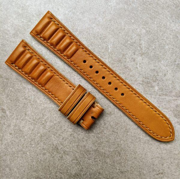 french-calfskin-watch-strap-tan-sport