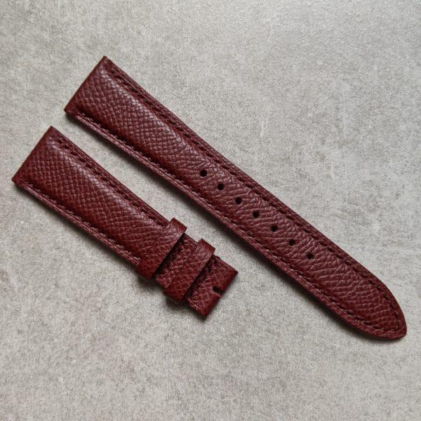 oxlood-red-epsom-calfskin-watchstrap