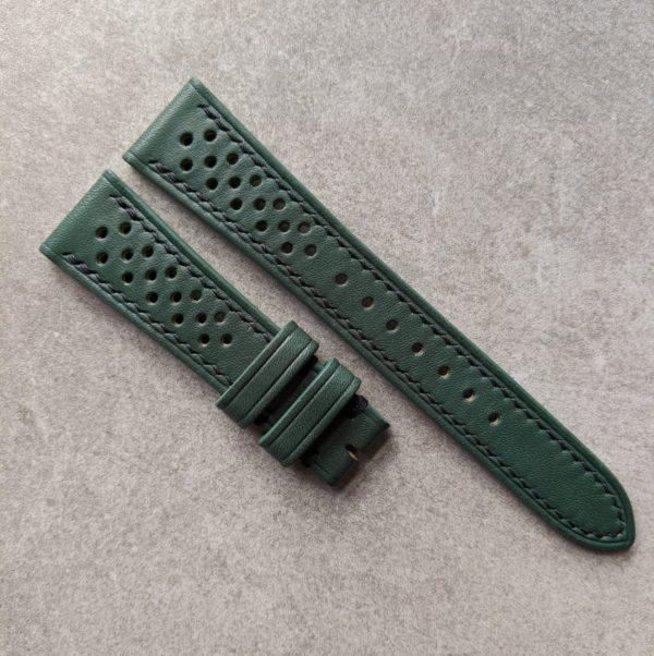greem-leather-rally-strap