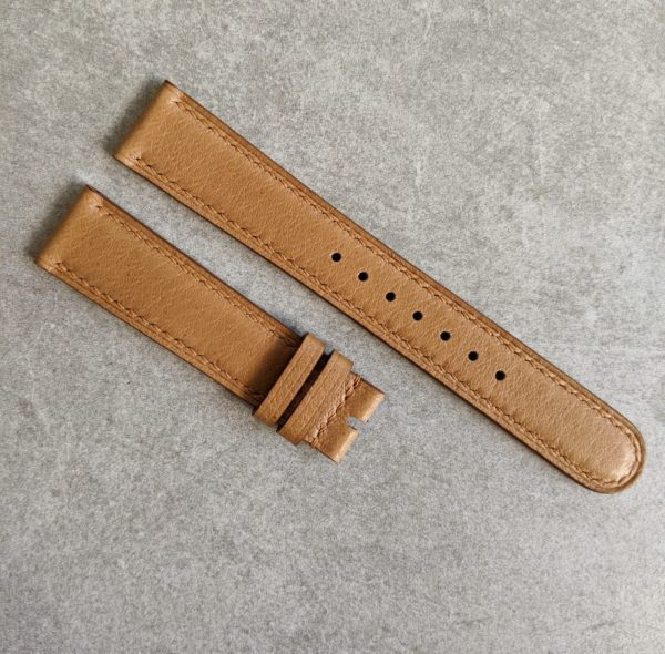 pig-skin-leather-watch-strap