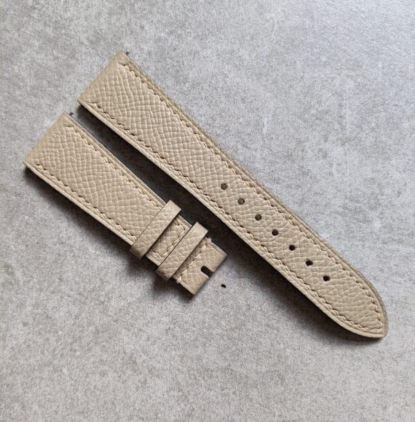 beige-epsom-watch-strap