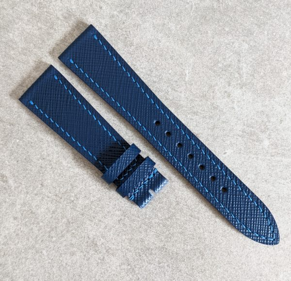 saffiano-navy-blue-leather-watch-strap