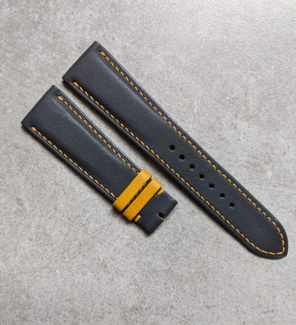 greay-yellow-watch-strap