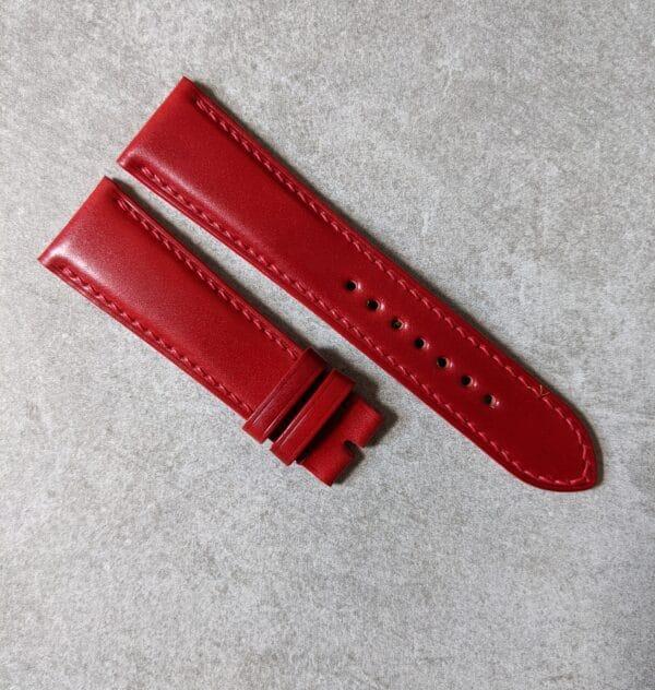 red-cordovan-watch-strap